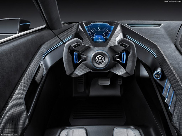 Volkswagen Golf GTE Sport Concept (2015) - Page 1