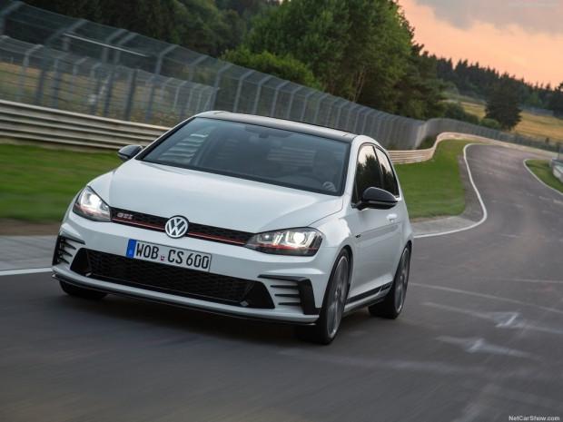 Volkswagen Golf GTI Clubsport (2016) - Page 1