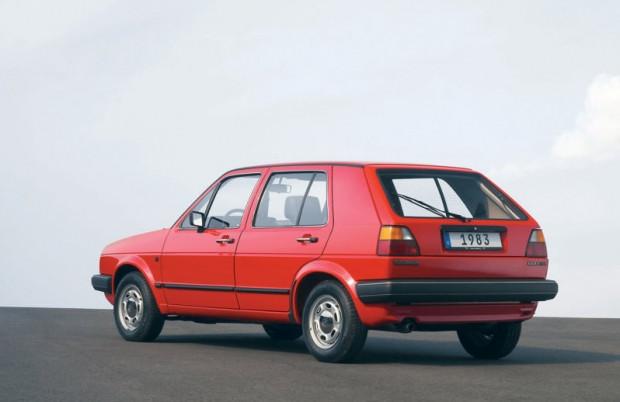 Volkswagen Golf serisinin tüm araçları - Page 2