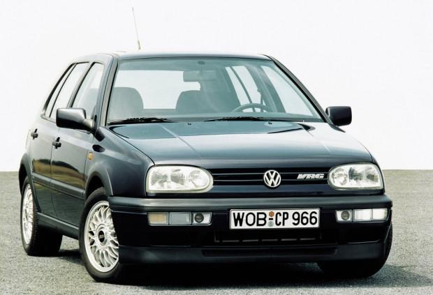 Volkswagen Golf serisinin tüm araçları - Page 3