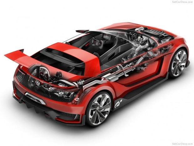 Volkswagen GTI Roadster konsept - Page 1