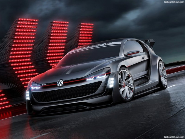 Volkswagen GTI Supersport Vizyon Gran Turismo konsepti - Page 1