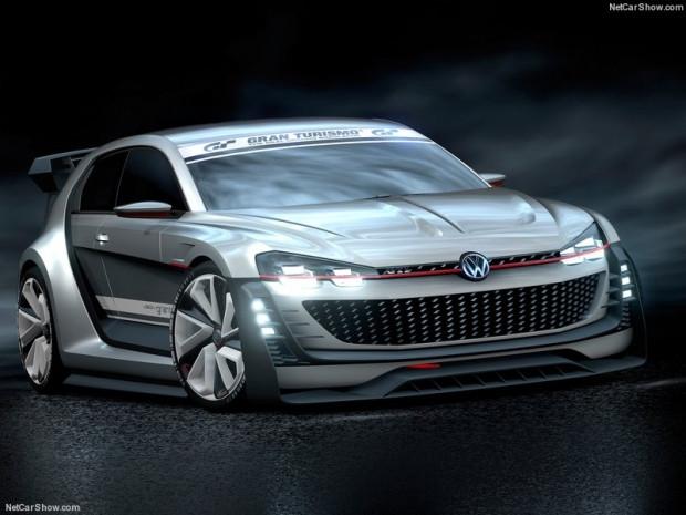 Volkswagen GTI Supersport Vizyon Gran Turismo konsepti - Page 2
