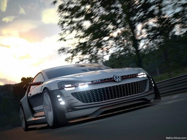 Volkswagen GTI Supersport Vizyon Gran Turismo konsepti - Page 3
