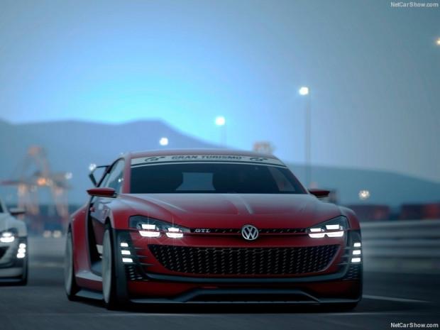 Volkswagen GTI Supersport Vizyon Gran Turismo konsepti - Page 4