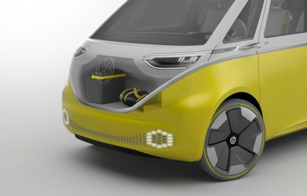 Volkswagen I.D. Buzz konsepti iştah kabartıyor - Page 2