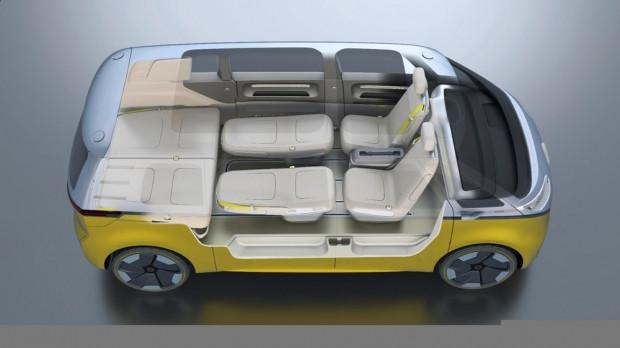 Volkswagen I.D. Buzz konsepti iştah kabartıyor - Page 3