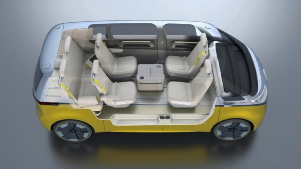 Volkswagen I.D. Buzz konsepti iştah kabartıyor - Page 4