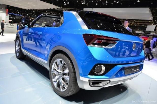 Volkswagen, mini SUV kategorisine T-ROC crossover - Page 2