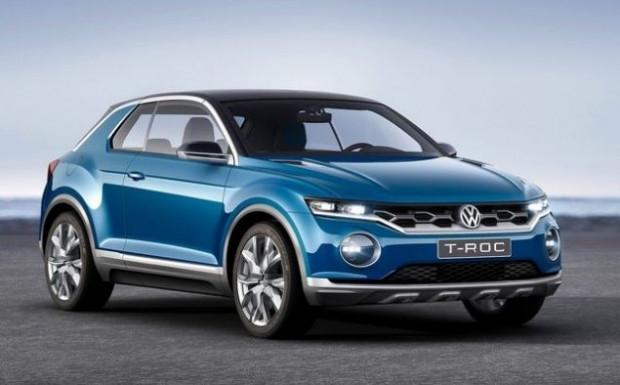 Volkswagen, mini SUV kategorisine T-ROC crossover - Page 3