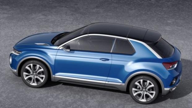 Volkswagen, mini SUV kategorisine T-ROC crossover - Page 4