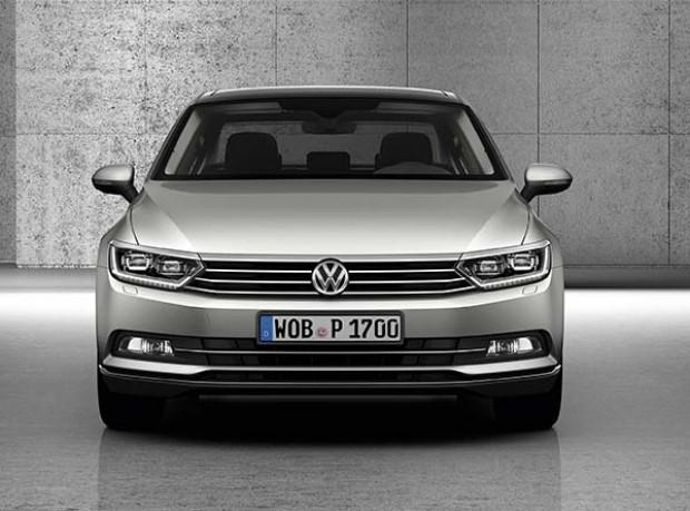 Volkswagen Passat modelinin sekizinci jenerasyonu - Page 1