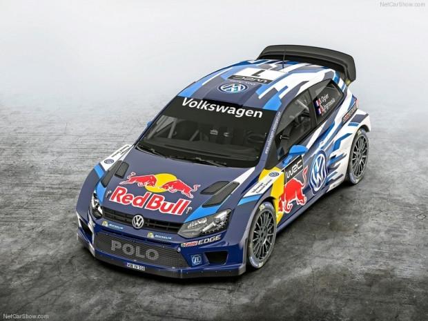 Volkswagen Polo, R WRC Racecar - Page 1