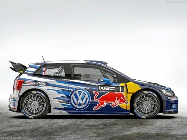Volkswagen Polo, R WRC Racecar - Page 4