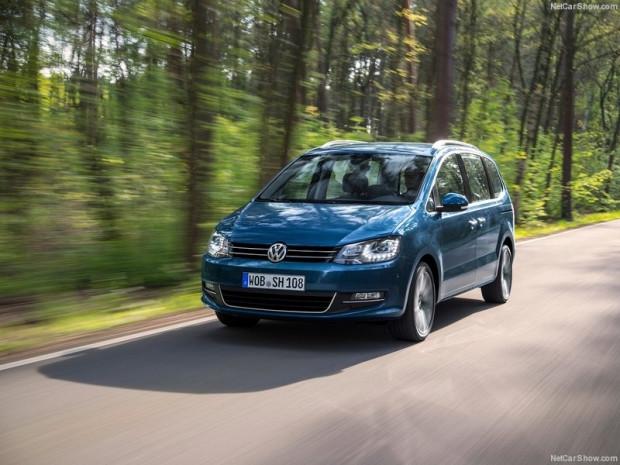 Volkswagen Sharan 2016 - Page 1