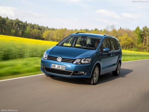 Volkswagen Sharan 2016 - Page 2