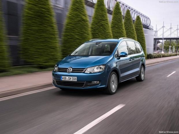 Volkswagen Sharan 2016 - Page 3