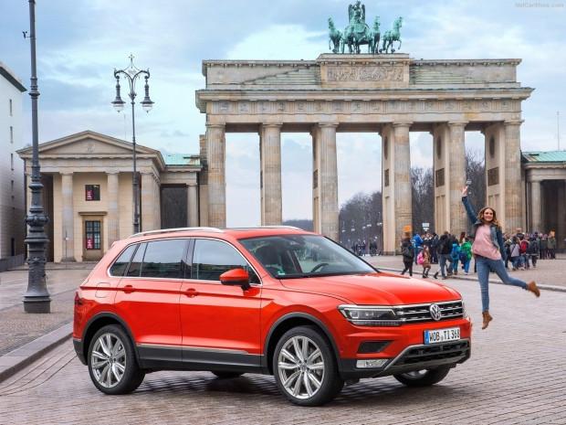 Volkswagen Tiguan 2017 göründü! - Page 2