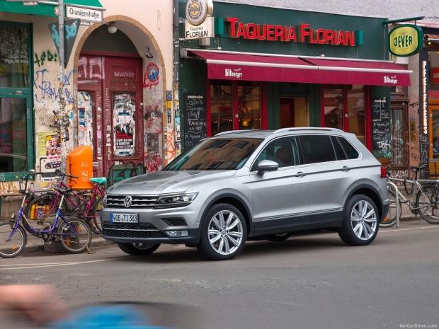 Volkswagen Tiguan 2017 göründü! - Page 3