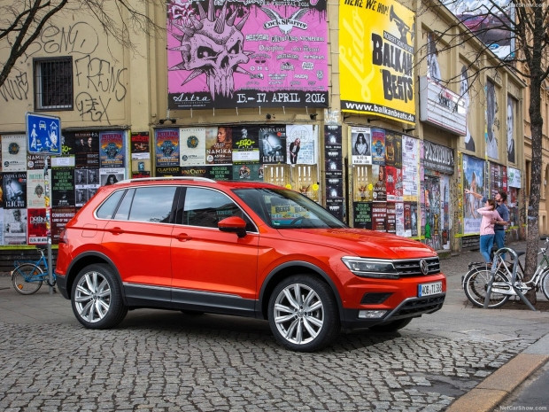 Volkswagen Tiguan 2017 göründü! - Page 4