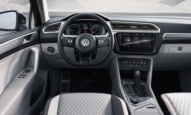 Volkswagen Tiguan GTE Active'den ilk fotoğraflar - Page 4