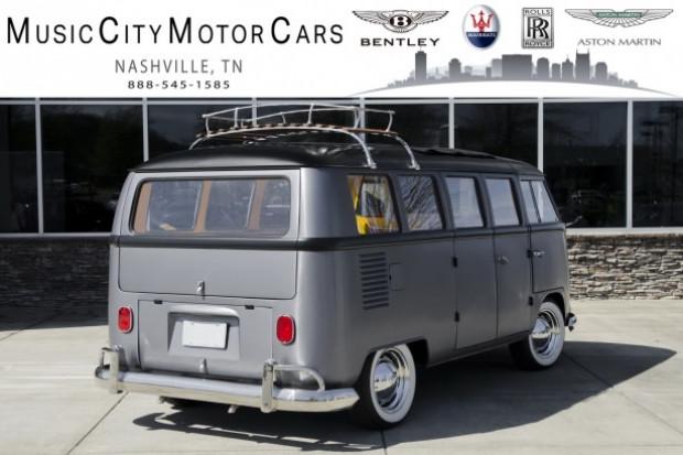 Volkswagen Type 2'ye 'Geleceğe Dönüş' ayarı yapıldı - Page 4