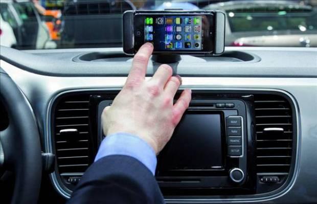 Volkswagen ve Apple teknolojilerini birleştirdi - Page 2