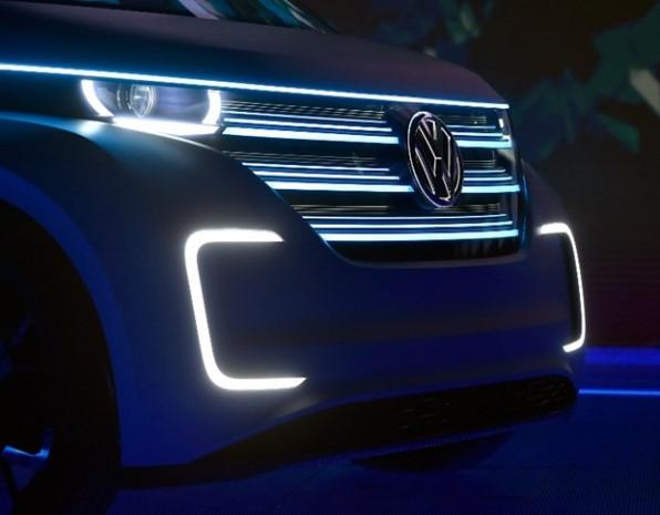 Volkswagen'den elektrikli minivan - Page 3