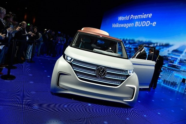 Volkswagen'den elektrikli minivan - Page 4