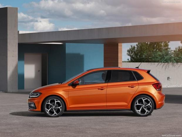 Volkswagen'in küçük sınıf temsilcisi 2018 Volkswagen Polo - Page 1