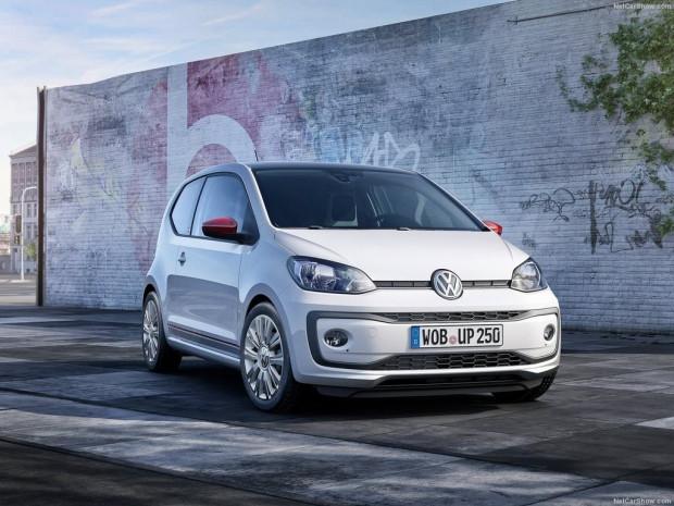 Volkswagen'in makyajla güncellediği küçük şehir otomobili Up - Page 2