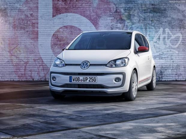 Volkswagen'in makyajla güncellediği küçük şehir otomobili Up - Page 3