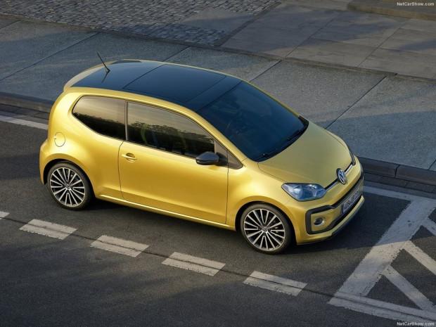 Volkswagen'in makyajla güncellediği küçük şehir otomobili Up - Page 4