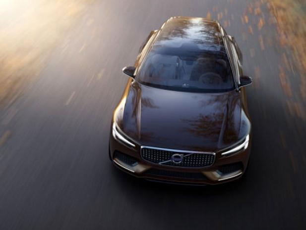 Volvo Estate, geleceğin otomobili! - Page 1