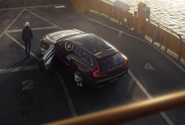 Volvo Estate, geleceğin otomobili! - Page 2
