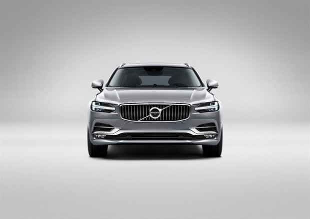 Volvo V90 resmen tanıtıldı - Page 1