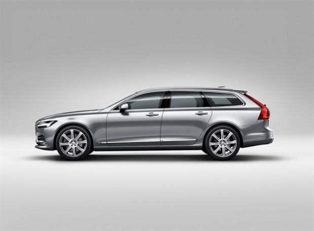 Volvo V90 resmen tanıtıldı - Page 2