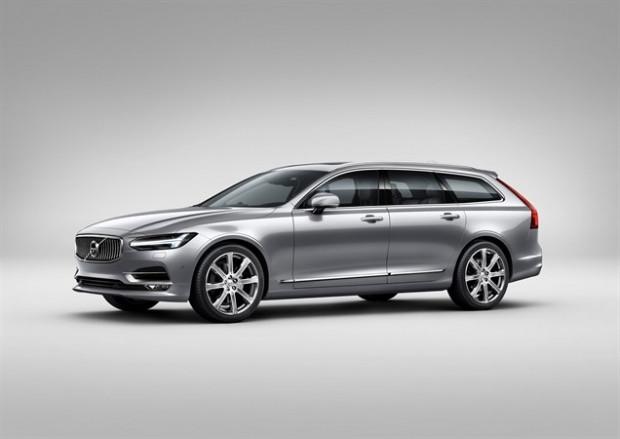 Volvo V90 resmen tanıtıldı - Page 3