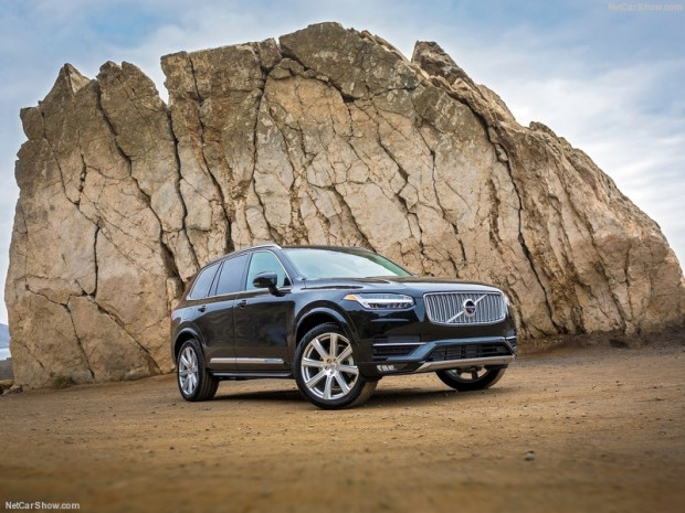 Volvo XC90 2016 - Page 1