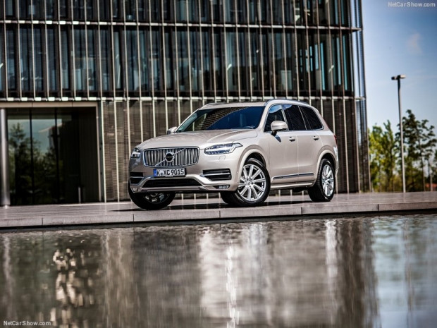 Volvo XC90 2016 - Page 3
