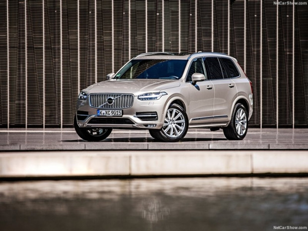 Volvo XC90 2016 - Page 4