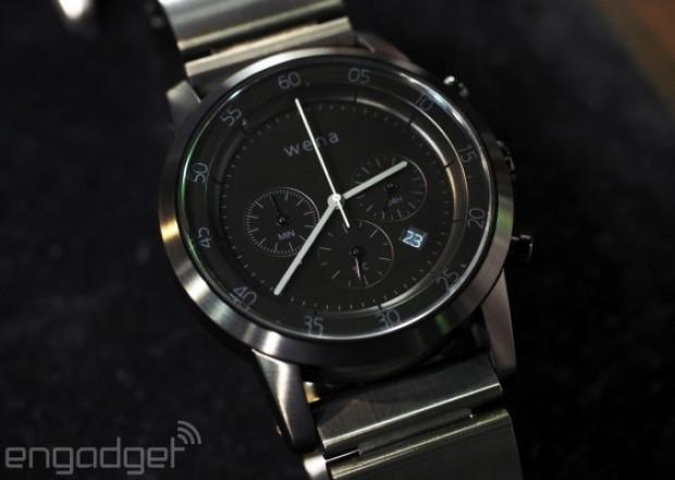 Wena Wrist smartwatch - Page 1
