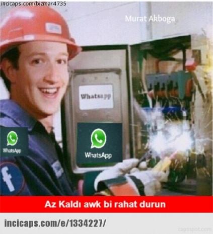 WhatsApp çöktü capsler patladı! - Page 3