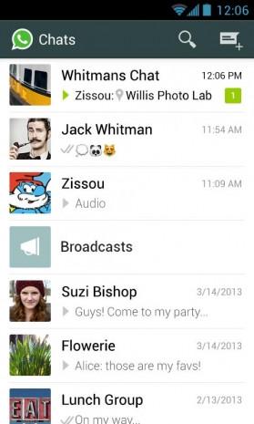 WhatsApp sesli arama özelliğinin görüntüleri sızdı! - Page 1