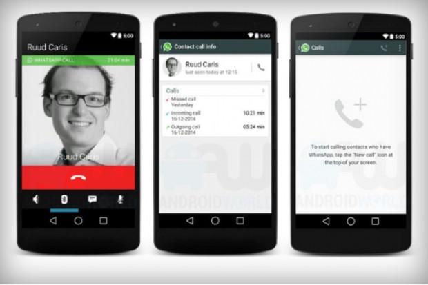 WhatsApp sesli arama özelliğinin görüntüleri sızdı! - Page 3