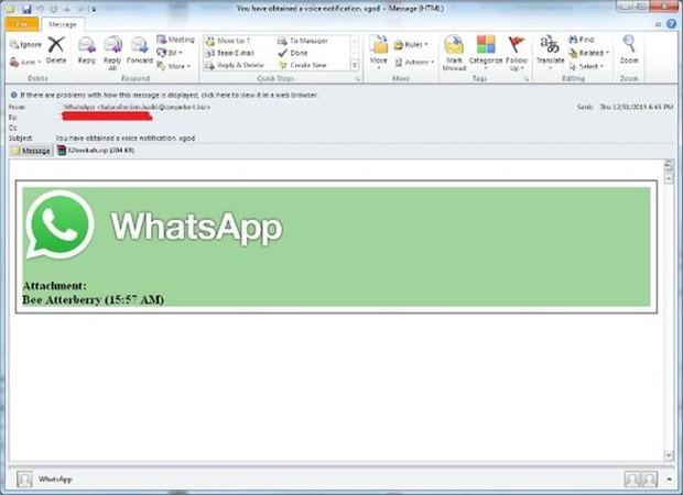 WhatsApp'a siber saldırısı başladı - Page 2