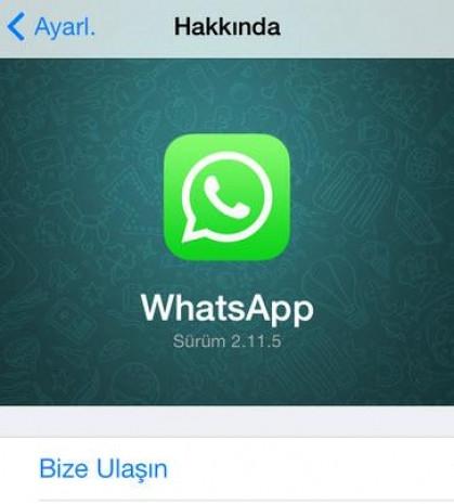 Whatsapp'la ilgili merak edilen her şey - Page 3