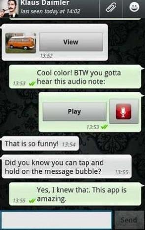 Whatsapp'la ilgili merak edilen her şey - Page 4