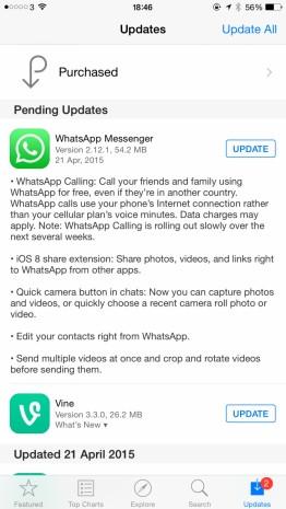 WhatsApp'la sesli görüşme yapmadan önce bilmeniz gereken her şey - Page 1