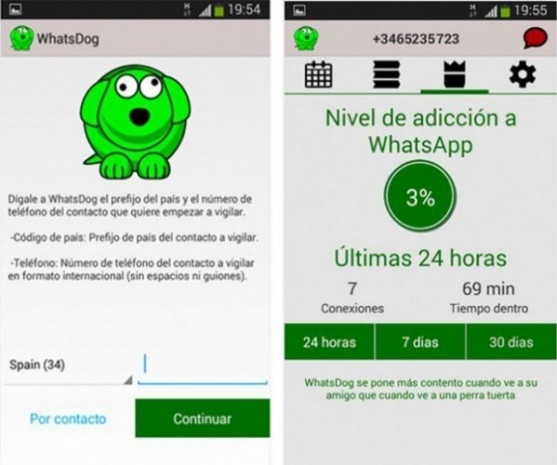 Whatsapp'ta 'Yuva yıkan' Uygulama: WhatsDog - Page 1